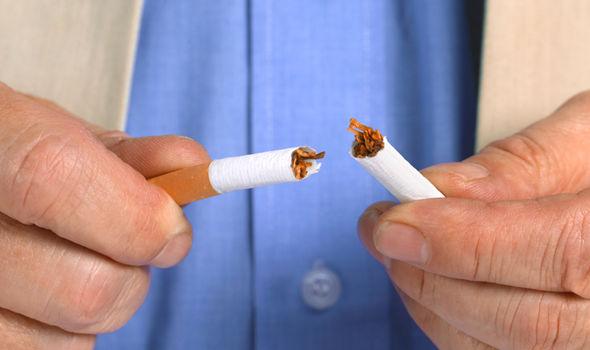 Что курить я бросил