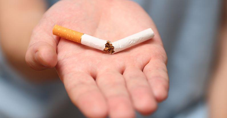 Что происходит когда бросаешь курить по дням?