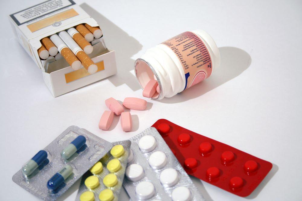 Таблетки против курения недорогие